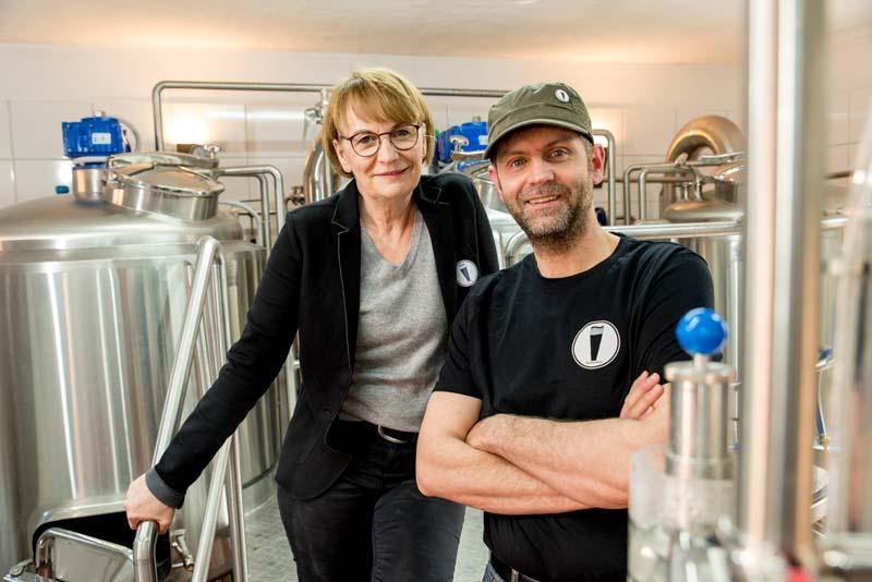 Nora & Sören von Billerbeck